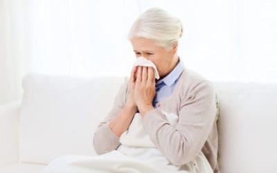 4 Flu Prevention Tips for Seniors